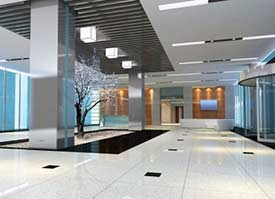 National Wire Architectural Indoor Lighting Applications