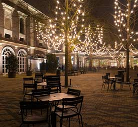 National Wire Architectural Lighting for outdoor commercial applications