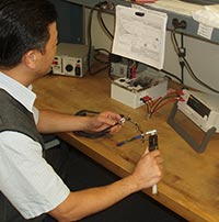 National Wire Molding Quality Inspection