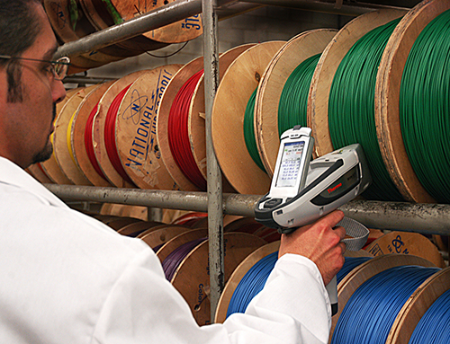 National Wire employs green manufacturing standards with XRF Technology