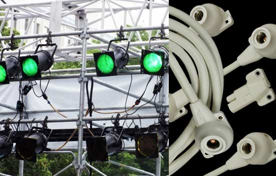 National Wire Stage Lighting Cable and Assemblies
